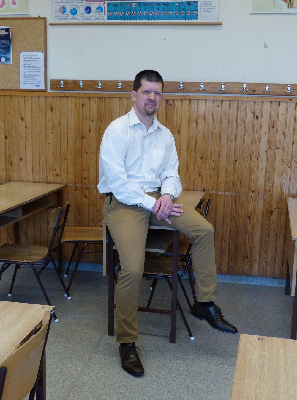 Dr. Tóth András Tamás